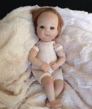 "11"" CHERYL HILL ASHTON DRAKE Preemie Reborn Baby Doll Life Like Silicone Skin"