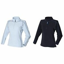 Zip Waist Length Polyester Jumpers & Cardigans for Women