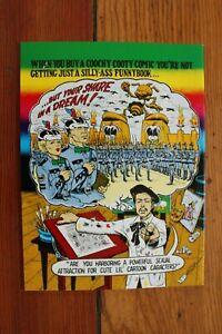 Coochy Cooty Mens Comics Robert Robt. Williams (Juxtapoz, Zap) Lowbrow Comic NM+