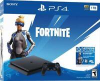 Sony PlayStation 4 PS4 Slim 1TB Console Fortnite Neo Versa Bundle 2000 V bucks