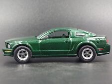"""2008 FORD MUSTANG """"THE BULLITT"""" RARE 1/64 LIMITED COLLECTIBLE DIECAST MODEL CAR"""