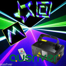 SUNY 3D Laser Projector Party Club Bar DJ Stage Lighting Sound Active