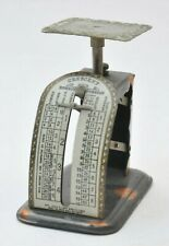 1903 PATENT ANTIQUE 'CRESCENT' POSTAL LETTER WORKING SCALE