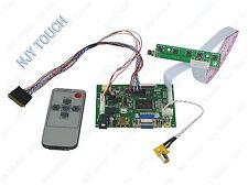 "HDMI VGA AV LCD Controller for 15.6"" LP156WH4(TL)(A1) LED Screen 1366x768 40Pins"