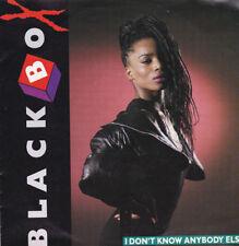 "BLACKBOX - I Don't Know AnyBody Else 7"" 45"