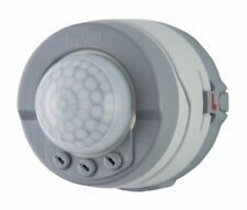 Legrand 69740 Pir Light Motion Outdoor Detector 360º 8m Ip55 Grey
