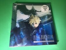 Final Fantasy VII 7 Advent Children Complete Ps3 Blu Ray DVD Set - New Sealed