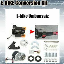 250W 24V Electric Bicycle  Twist Kit Conversion Brush Motor for Mountain Bike