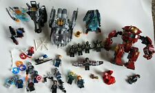 LEGO Marvel Super Heroes Avengers Lot of Minifigures/sets/accessories