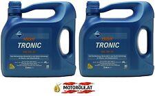 2 x 4l Liter Aral High Tronic 5W-40 Motoröl dexos2® VW 505.01 BMW Longlife-04 8L