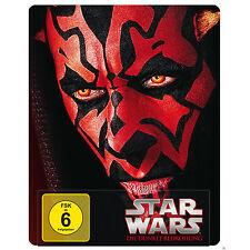 Star Wars - Die dunkle Bedrohung (Steelbook) - (Blu-ray)