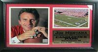 Joe Montana San Francisco 49 ers NFL Football,50 cm Wandbild,Memorabilia,NEU !!