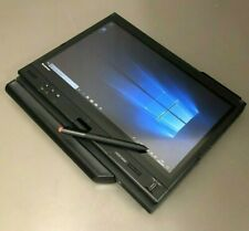 "Lenovo X230 Tablet Core i5 3rd 2.6GHz IPS 12.5"" 128GB SSD  8GB Windows 10 Home"