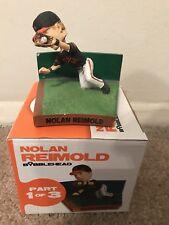 Nolan Reimold Baltimore ORIOLES  Bobblehead With Original Box SGA