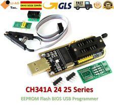 CH341A Programmer EEPROM Test-Clip Converter-Module Flash-BIOS EEPROM SOIC8 GLS