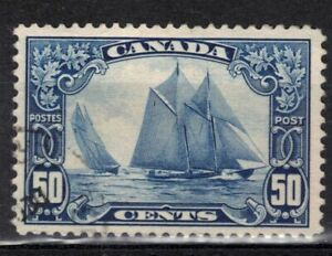 CANADA Scott 158 Used ## 1 cent start ##