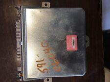 CADILLAC SEDAN DEVILLE 1994 ABS ELECTRONC BRAKE SYSTEM MODULE 3725024