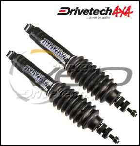 FORD COURIER PD 2.5L WL 2WD/4WD 5/96-1/99 FRONT DRIVETECH 4X4 ENDURO GAS SHOCKS