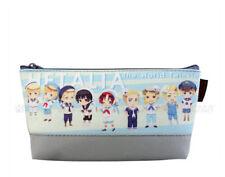 Hetalia Axis Powers makeup bag cosmetic pencil bags L411 new handbag