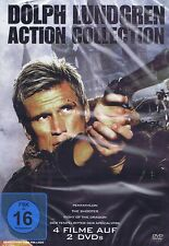DOPPEL-DVD - Dolph Lundgren Action Collection - 4 Filme - Pentathlon u.a.