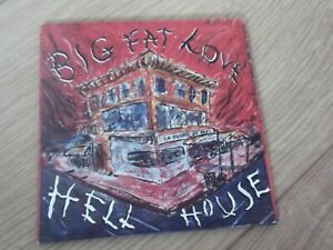 BIG FAT LOVE - HELL HOUSE 1997 CD PUNK COUNTRY ROCK