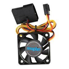 Maplin 40mm Black PC Case Fan