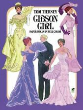 Dover Victorian Paper Dolls Ser.: Gibson Girl by Tom Tierney (1985, Print, Other