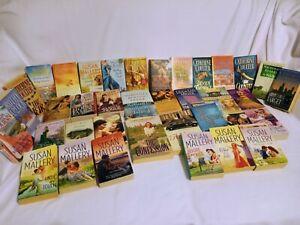 Lot of 10 Romance Paperback novels . 1st editions.