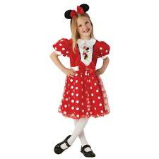 GLITTER MOUSE | BAMBINI COSTUME | CARNEVALE | CARNEVALE | Tg. 110-134 | Minnie Mouse