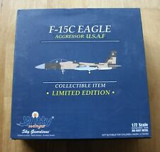 F-15C Eagle 80-0024 'Blue 24' 65th Aggressor Sqn USAF Nellis AFB Witty Wings