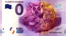 44 PORT-SAINT-PERE Planète Sauvage, 2016, Billet 0 € Souvenir