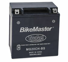 New TruGel Battery 2Yr Warranty Kawasaki VN1600B Vulcan Mean Streak 2007 2008