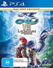 Ys VIII: Lacrimosa of Dana PS4 GAME = AUSTRALIAN PRODUCT