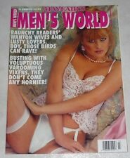 Mayfair MEN'S WORLD Magazine Vol. 4 #3! UK