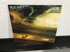 Bloc Party A Weekend in The City 2x LP Vinyl Record Vice 94598-1 2007 1st Press