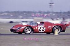Lorenzo Bandini Ferrari 330 P3 Winner Daytona 24 Hours 1967 Photograph 1