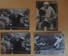 1995 Cooperstown Collection Megacards Babe Ruth Lot Of 4 Cards