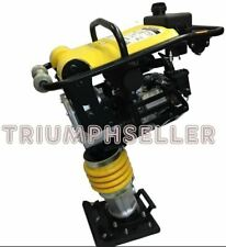 6.5Hp Jumping Jack / Tamping Rammer Compactor Impact Force 4 Strokes Heavy Duty