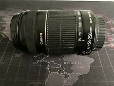 Canon EF-S 55-250 f/4.0-5.6 is Telephoto Zoom Lens