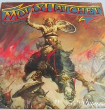 Molly Hatchet Beatin' the Odds LP Vinyl Record 1980 Penthhouse Southern Rock