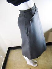 J. Mendel Paris Exclusive Soft Felt Wool A-Line Skirt Womens Dress Sz XS NWT