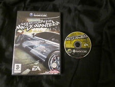 GC : NEED FOR SPEED : MOST WANTED ! Per Gamecube