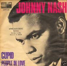SOUL SINGLE 45 JOHNNY NASH CUPID DISCO SOUL REGGAE