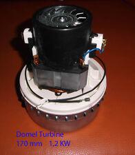 Staubsaugermotor für  Wap Turbo XL    1200 Watt Original Domel