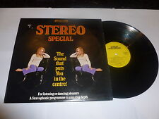 STEREO SPECIAL - UK 20-track vinyl LP compilation