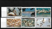 BAHAMAS SG1299/1304, 2003 WETLANDS (1ST) MNH