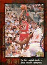1999-00 UPPER DECK MICHAEL JORDAN THE EARLY YEARS #23 BASKETBALL CARD