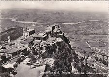 REPUBBLICA DI S. MARINO - Nido del Falco e Panorama 1958