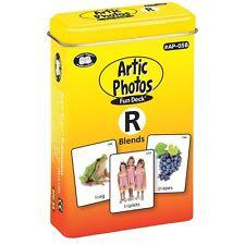 Articulation Photos R Blends Flash Card Super Duper Fun Deck Vocabulary Language