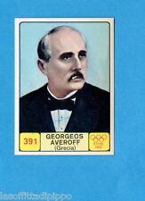 CAMPIONI d. SPORT 1968/69-PANINI-Figurina n.391- AVEROFF - GRECIA -Rec
